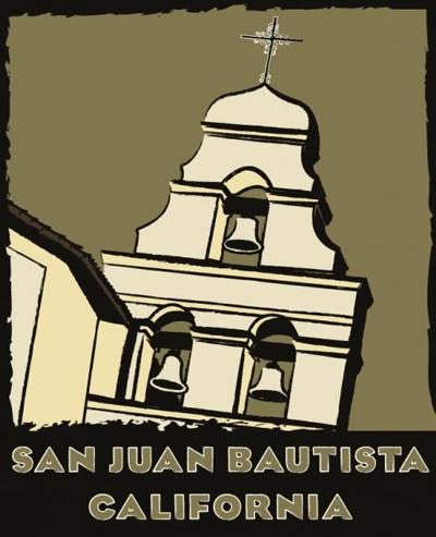 San Juan Bautista, California Mission