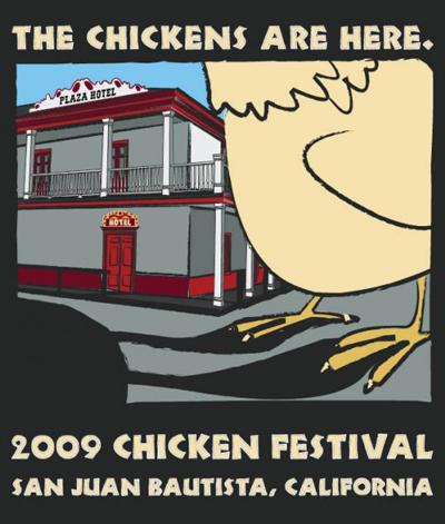 San Juan Bautista 2009 Chicken Festival