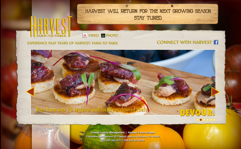 Harvest: Farm-to-Table